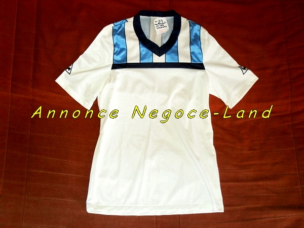 Photo Maillot de foot Le coq Sportif Blanc (Neuf)  (Annonce Negoce-Land) image 1/1
