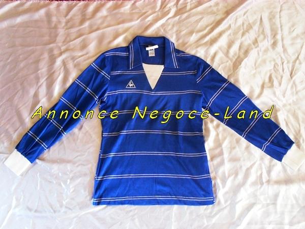 Image Maillot de foot Le coq Sportif (Neuf) [Petites annonces Negoce-Land.com]