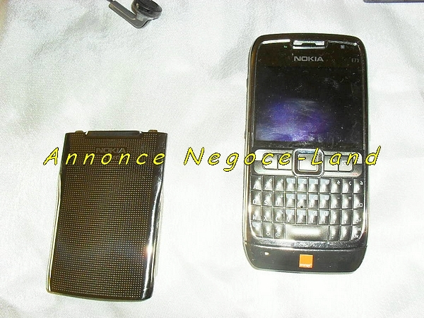 photo de Smartphone Nokia e71 (En panne - HS - Pour pièces)  (Annonce Negoce-Land)