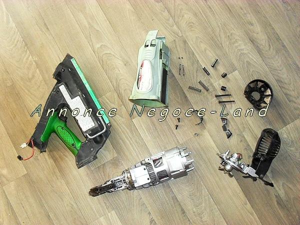 Image Pièces détachées pour cloueur à gaz Hitachi NR90GC2 [Petites annonces Negoce-Land.com]