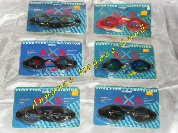 Image Lunette de natation AXS (neuves) [Petites annonces Negoce-Land.com]