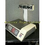 Image Balance avec tiquet code barre Berkel CX15 Poids-Prix [Petites annonces Negoce-Land.com]