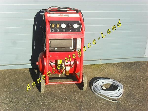 Image Compresseur électrique Würth K290 - 20L (quasi neuf) [Petites annonces Negoce-Land.com]