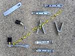 Fixation pivot de portail & portillon complet (charnières, crapaudines, haut & bas..) offre Jardinage [Petites annonces Negoce-Land.com]
