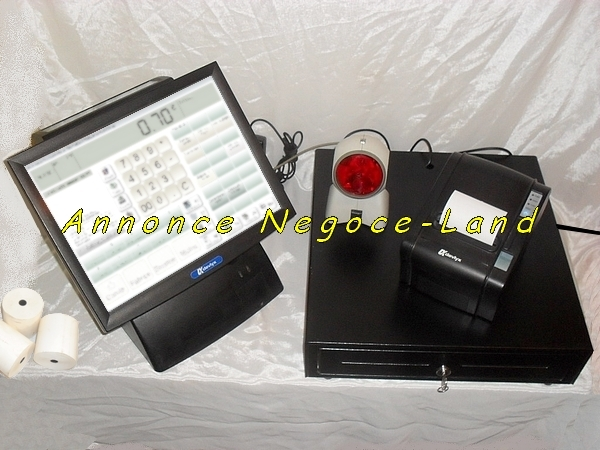 photo de Caisse Enregistreuse tactile Devlyx SE-110 POS