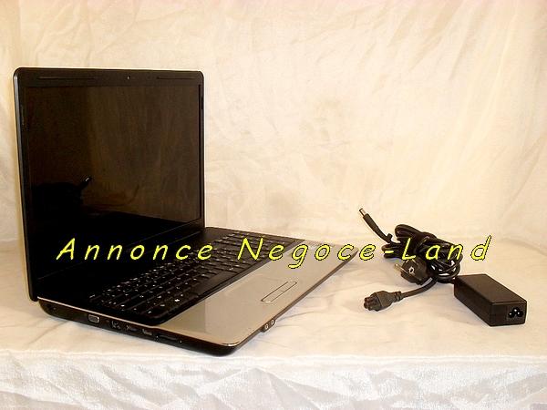 ordinateur pc portable hp compaq presario cq70 webcam. Black Bedroom Furniture Sets. Home Design Ideas