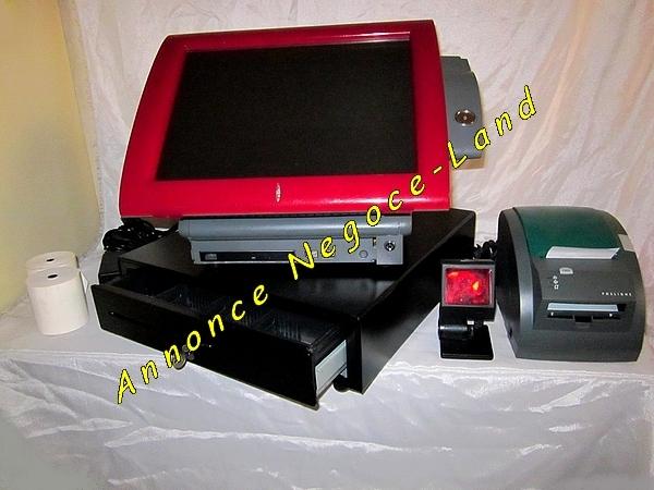 caisse enregistreuse tactile posligne odyssee 500 g elo. Black Bedroom Furniture Sets. Home Design Ideas