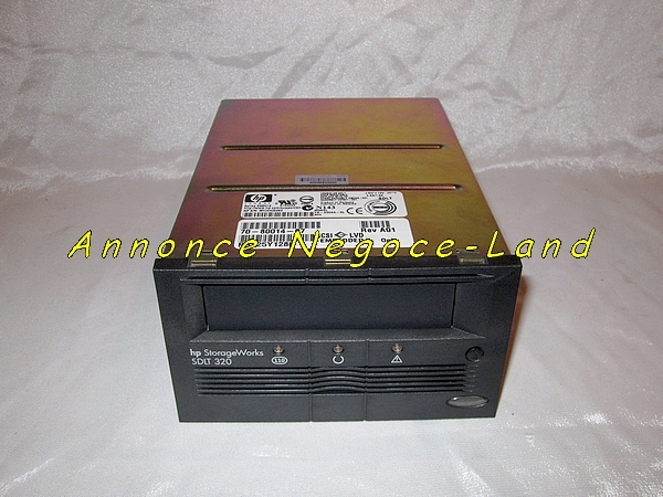 Image Lecteur de bandes magnétiques HP StorageWorks SDLT 320 [Petites annonces Negoce-Land.com]