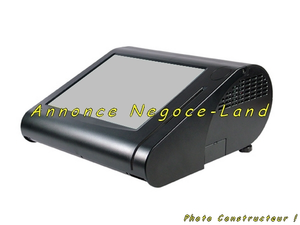 photo de Caisse enregistreuse tactile Protech Systems PS3100 + Afficheur  (Annonce Negoce-Land)