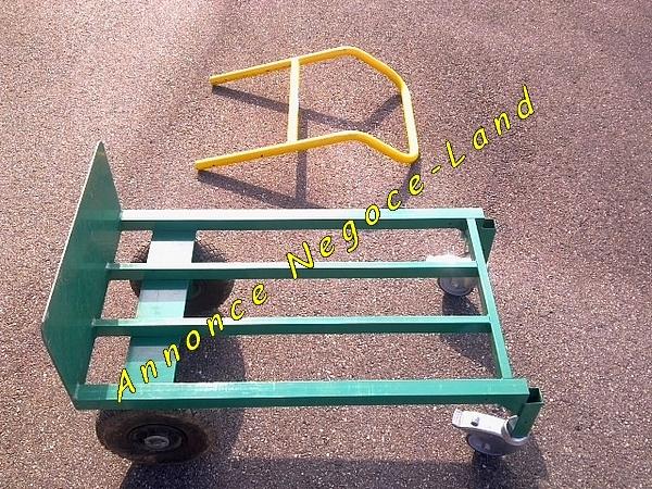 solide chariot diable macc polyvalent d5 negoce land com. Black Bedroom Furniture Sets. Home Design Ideas