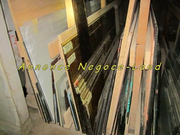 Image Lot verre multi couleurs et formes et miroirs [Petites annonces Negoce-Land.com]