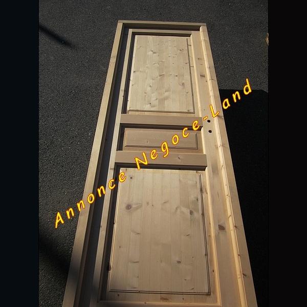 Neuf lot de porte d int rieur en pin sapin massif ch ne for Ou acheter porte interieur