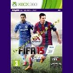 Fifa15 Xbox 360 occasion même sans boite offre Consoles - Jeux vidéos [Petites annonces Negoce-Land.com]