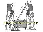 Monte charge & matériaux lève tuiles Comabi Apache offre Locations matériel [Petites annonces Negoce-Land.com]