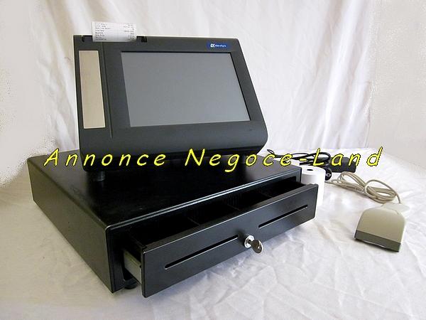 caisse enregistreuse tactile partner devlyx hiopos logiciel. Black Bedroom Furniture Sets. Home Design Ideas