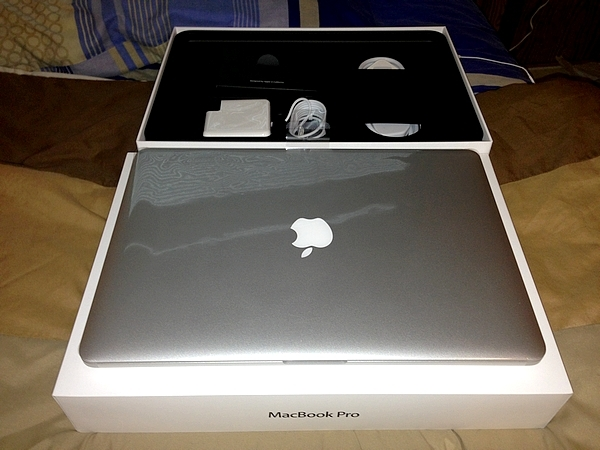 Image Echange portable Macbook Pro contre PC Portable Windows xp ou vista [Petites annonces Negoce-Land.com]