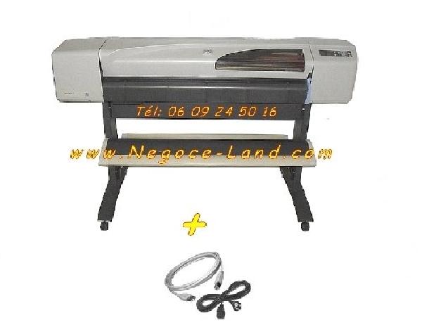 photo de Imprimante Tireuse de plans Traceur HP DesignJet 500 (A0')  (Annonce Negoce-Land)