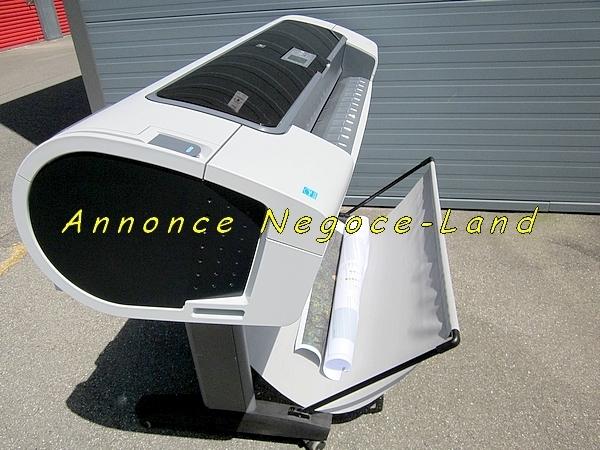 photo de Imprimante traceur tireuse de plans HP Designjet T1100  (Annonce Negoce-Land)