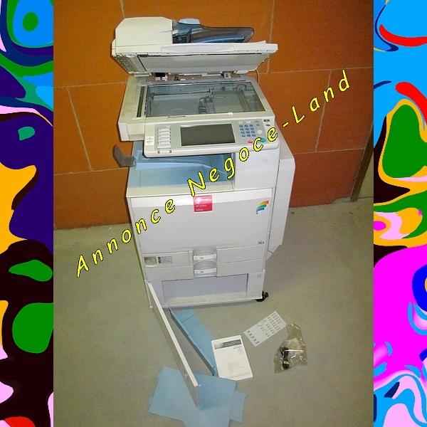 Image Photocopieur NASHUATEC Ricoh MPC 2500 Couleur A3/A4 [Petites annonces Negoce-Land.com]