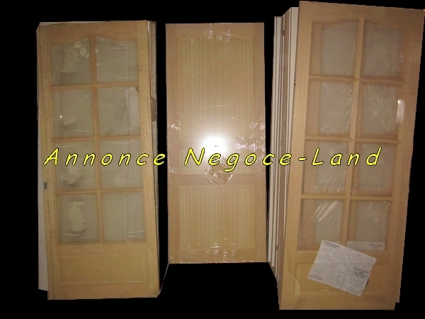 Image 7 de portes coulissantes neuves (73 x 204) [Petites annonces Negoce-Land.com]