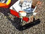 Image Cloueur Pneumatique Spit PSN50NP spécial sabots & équerres [Petites annonces Negoce-Land.com]