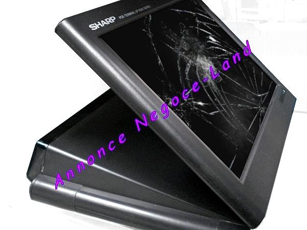 Image Caisse enregistreuse tactile Sharp UP-X500 hs pour pièces détachées [Petites annonces Negoce-Land.com]