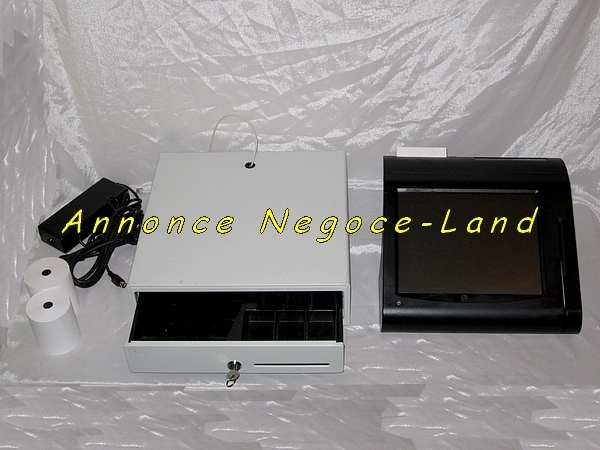 photo de Caisse enregistreuse tactile PS3100 Protech Systems  (Annonce Negoce-Land)