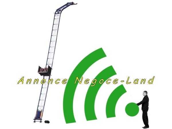 Télécommande sans fil pour monte charge monte matériaux sur commande [Neuf] [Petites annonces Negoce-Land.com]