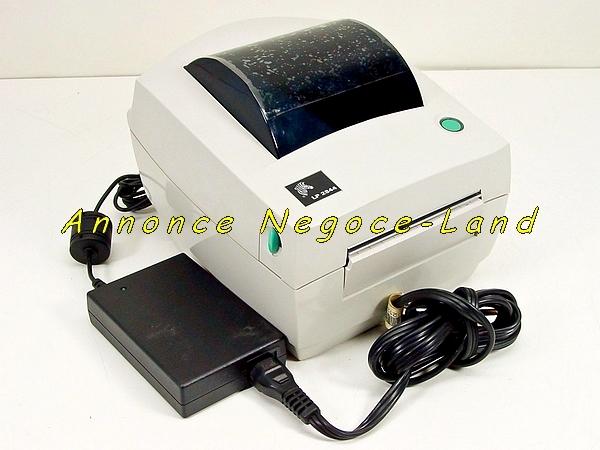 photo de Imprimante thermique Zebra LP2844 pour étiquetage  (Annonce Negoce-Land)