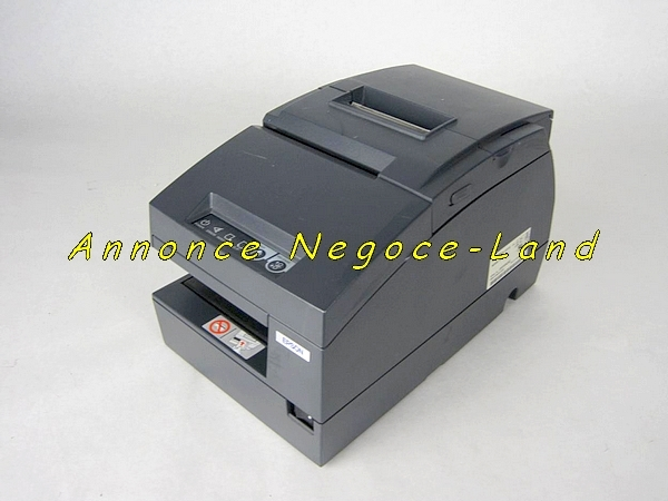 photo de Imprimante Epson thermique TM-H6000III TPV  (Annonce Negoce-Land)