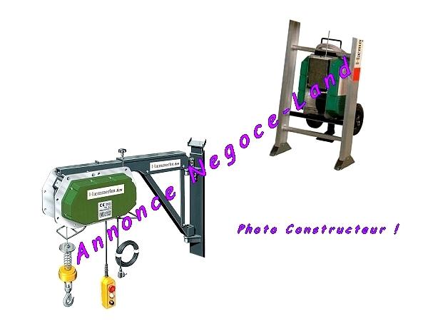 Image Pièces détachées pour moteur Haemmerlin [Petites annonces Negoce-Land.com]