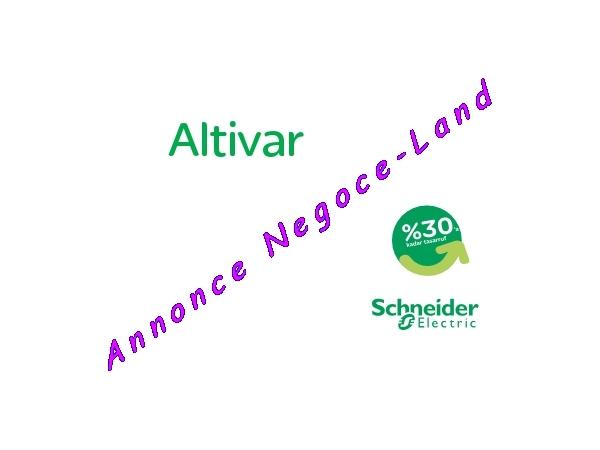 Image Variateurs de fréquence & de vitesse ALTIVAR Schneider Electic [Petites annonces Negoce-Land.com]