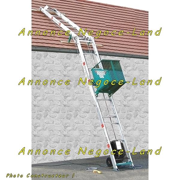 monte charge mat riaux haemmerlin maxial ma415 l ve tuiles 150kg negoce land com. Black Bedroom Furniture Sets. Home Design Ideas