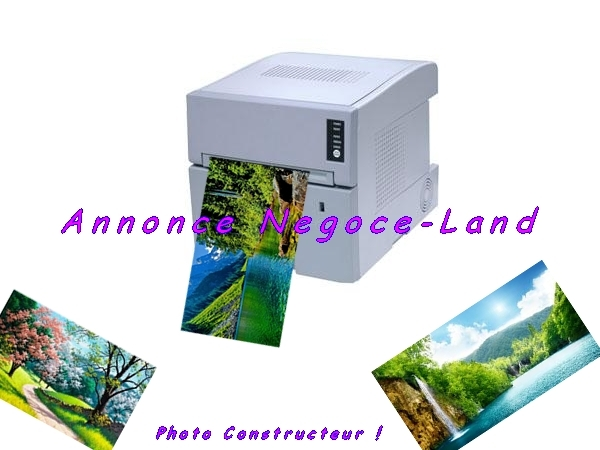 photo de Imprimante de tirage photos Shinko CHC-S 9045  (Annonce Negoce-Land)