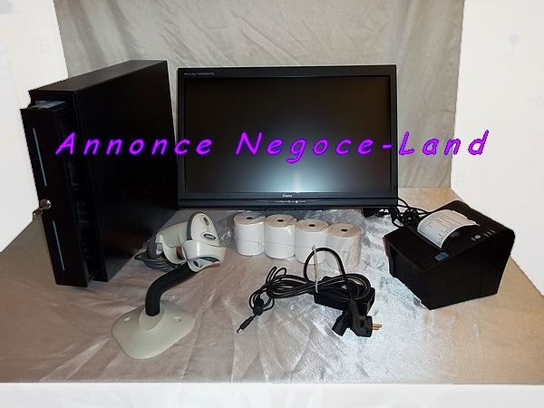 photo de Caisse enregistreuse tactile UNNAMED 22'' TPV  (Annonce Negoce-Land)
