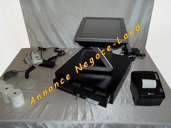 photo de Caisse enregistreuse tactile Partner SP1000 TPV  (Annonce Negoce-Land)