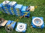 Image Jeu de 2 disques de frein avant Mga D1191 (Neuf) [Petites annonces Negoce-Land.com]