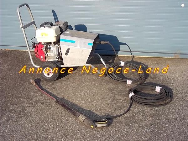 Nettoyeur haute pression thermique mobile for Fonctionnement nettoyeur haute pression