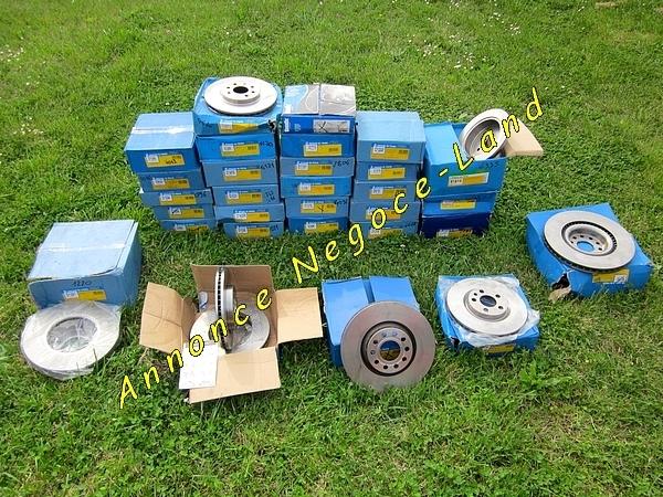 Image Jeu de 2 disques de frein avant Mga D1450 (Neuf) [Petites annonces Negoce-Land.com]