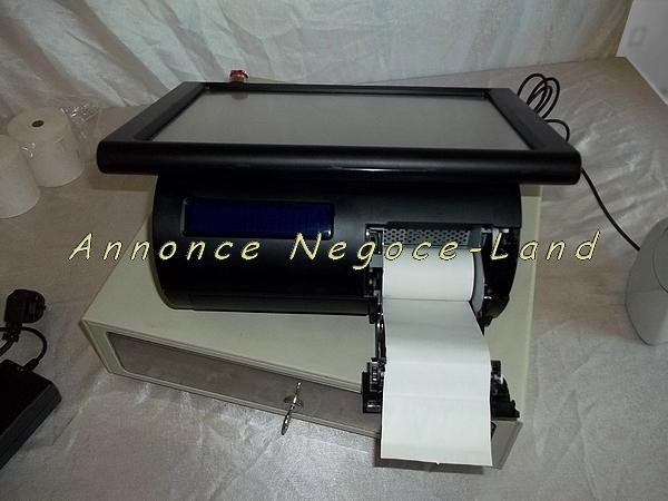 caisse enregistreuse tactile pointex ptx m5 tpv 15. Black Bedroom Furniture Sets. Home Design Ideas