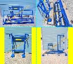 Image Monte charge Comabi Edimatec Lève tuile Monte matériaux [Petites annonces Negoce-Land.com]