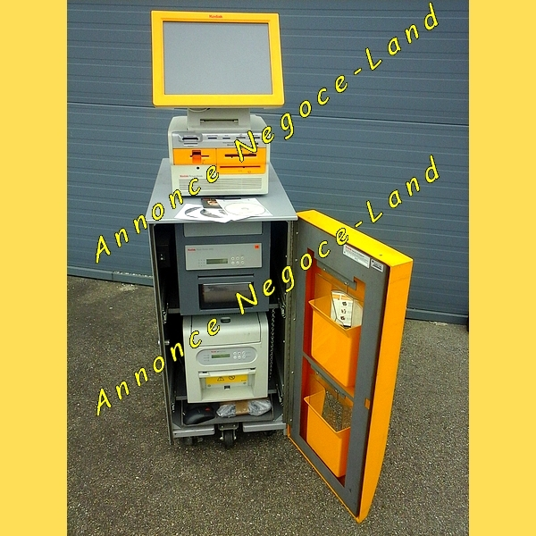 Image Borne photo tactile KODAK Picture Kiosk [Petites annonces Negoce-Land.com]