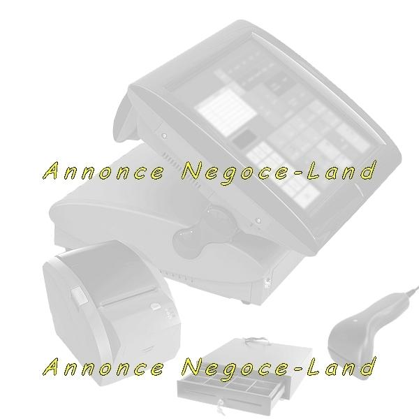 Image Caisse Enregistreuse tactile Posligne TPV 15'' [Petites annonces Negoce-Land.com]