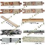 Frises carrelage décoratifs emboîtable (NEUF) offre Matériaux - BTP [Petites annonces Negoce-Land.com]