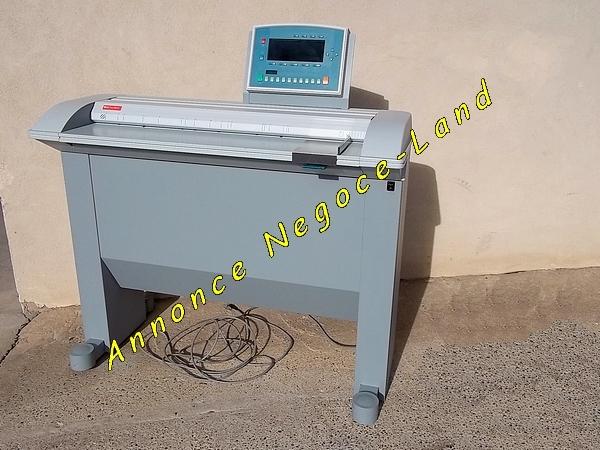 photo de Scanner de plans Océ TDS600 (format A0)  (Annonce Negoce-Land)