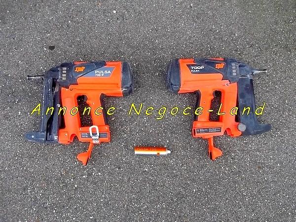 Image 2 Cloueurs à Gaz Spit Pulsa 700 P/E automatique [Petites annonces Negoce-Land.com]