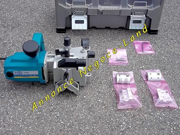 Image Rabot chanfreineur profileur Virutex FR98H (1300W - 40mm) [Petites annonces Negoce-Land.com]