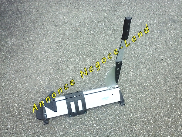 Image Massicot parquet Wolfcraft LC 400 [Petites annonces Negoce-Land.com]