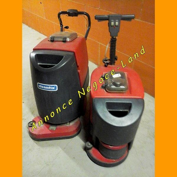 Image 2 Autolaveuses accompagnées Cleanfix RA430B & RA560B [Petites annonces Negoce-Land.com]