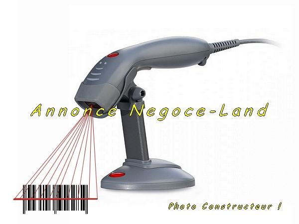Image Lecteur Codes Barre Douchette Aures PS-50 USB [Petites annonces Negoce-Land.com]